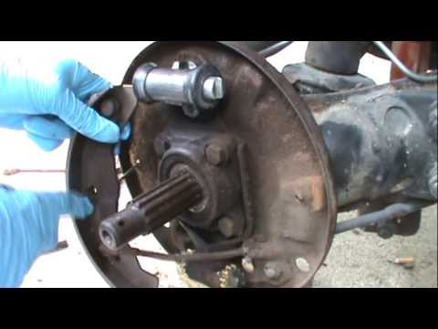 VW Brake Job Step by Step