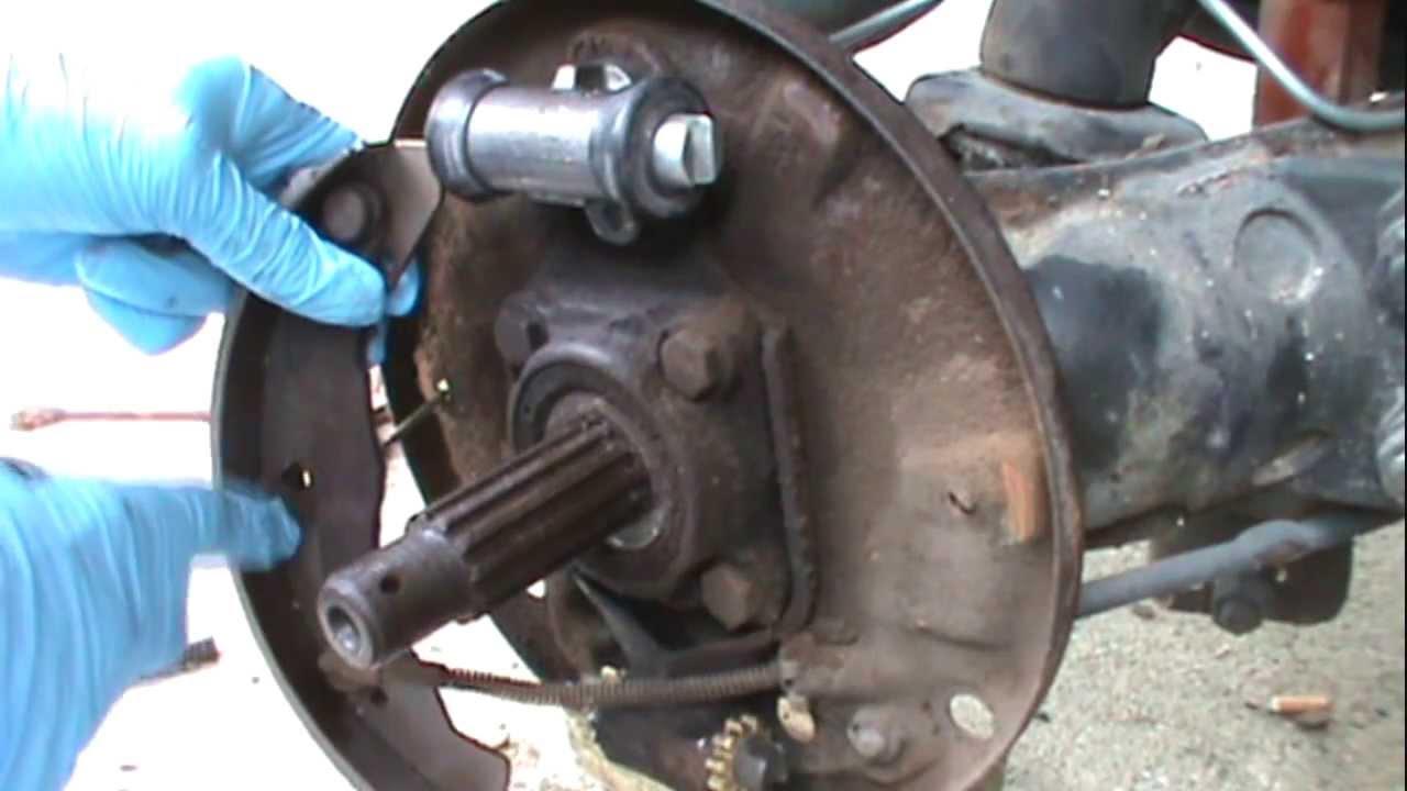 Vw Caddy Wiring Diagram Alpine Cda 9856 Great Installation Of Brake Job Step By Youtube Volkswagen Rear Lights