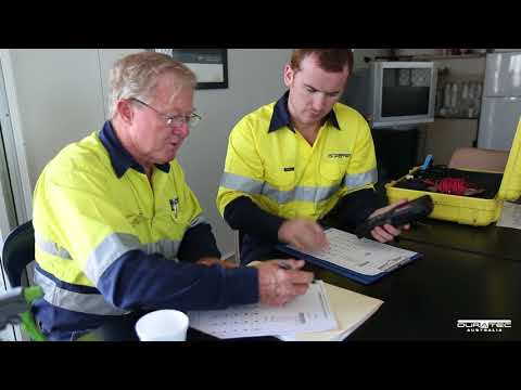 Duratec Australia Bunbury Port Authority Wharf Remediation Project