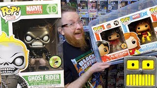 Funko Pop (Mega Epic $4400 Grail Collection Haul ) Rare SDCC NYCC exclusive Funko Pops