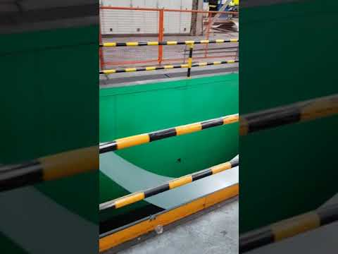 Fagor Blanking Line - Operational Video
