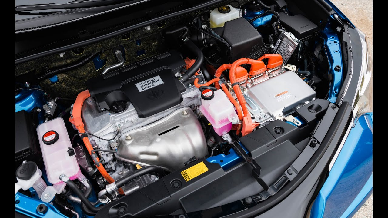 2016 Toyota Rav4 Hybrid A Sensible And High Mileage Awd