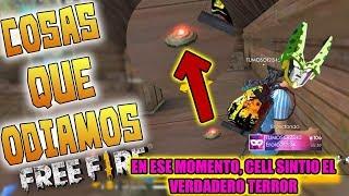 7 COSAS QUE ODIAMOS DE FREE FIRE ¡NO LO VAN A NEGAR!