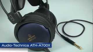 видеообзор от iXBT.com - Audio-Technica A700X