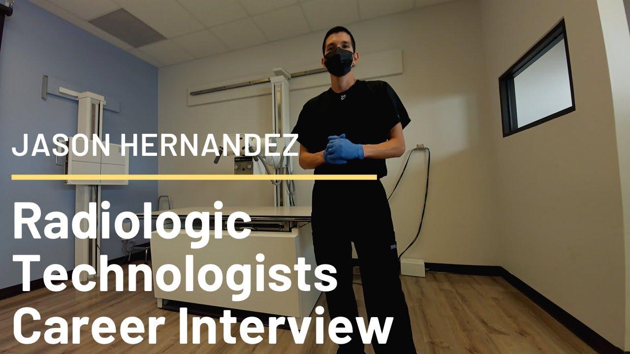 Download Radiologic Technologist Career Interview: Jason Hernandez aka Your X-Ray Tech