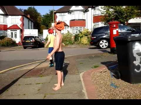 Underpants challenge by daniel goldberg