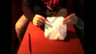 Rosa De Papel - Papiroflexia (origami)