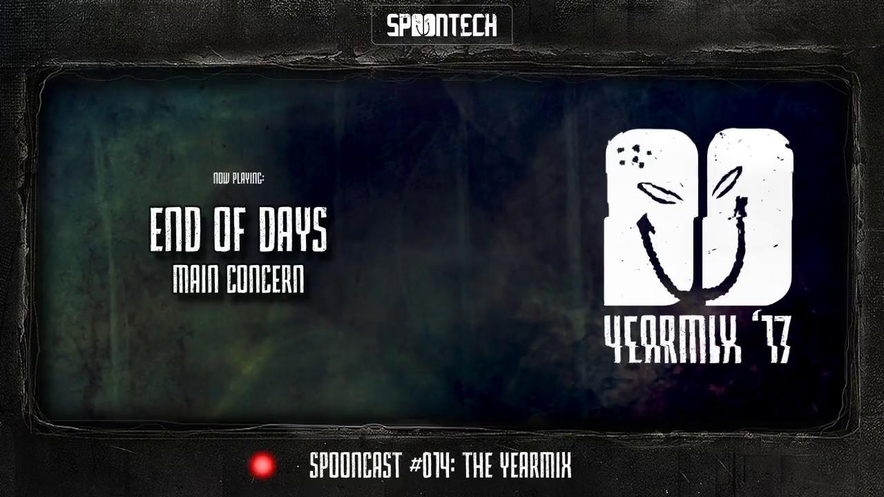 Spooncast #014 - Yearmix 2017