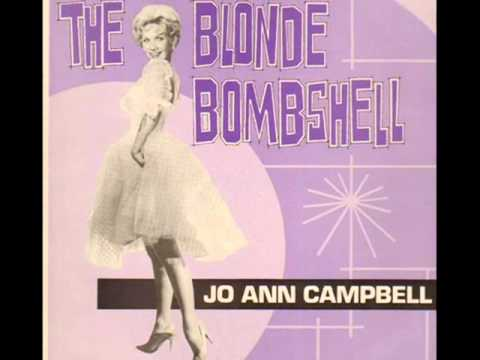 Jo-Ann Campbell - (It's True) I'm In Love With You