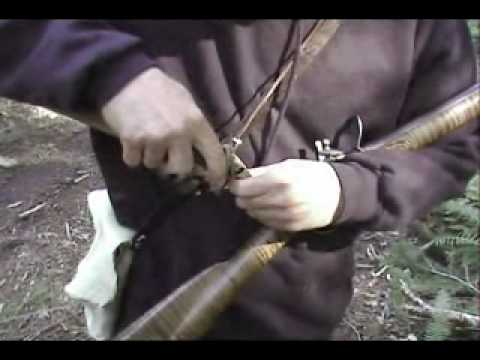 62 cal  Smooth Bore Northwest Trade Gun Black Powder Flintlock