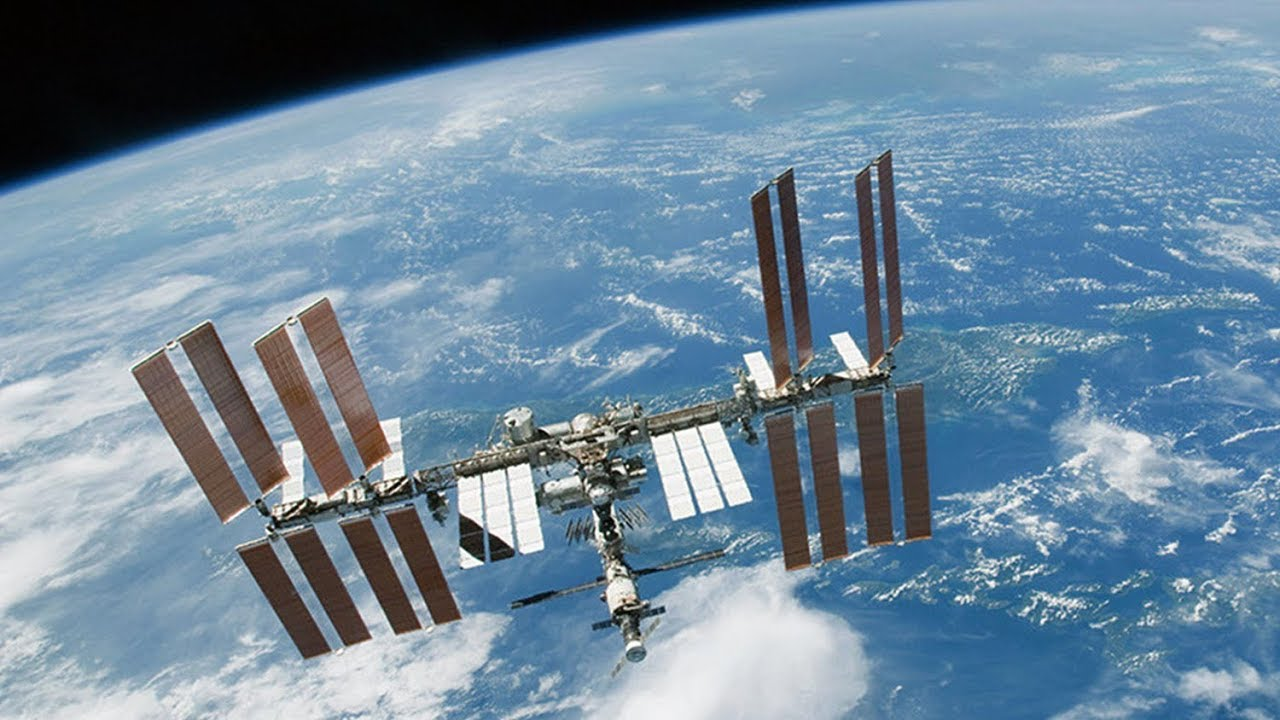 RTД: МКС по имени Земля