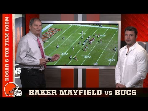 Film Room with Kosar and Fox: Baker Mayfield vs Tampa Bay Buccaneers | Browns Countdown