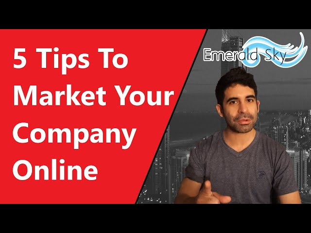 How To Market Your Business Online in 2020 [MUST WATCH to Prepare Your Business]