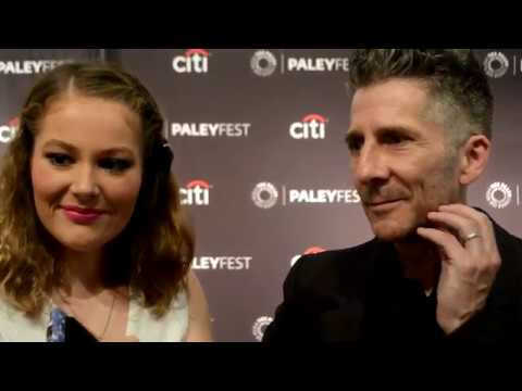 Berlin Station's Leland Orser  at PaleyFest