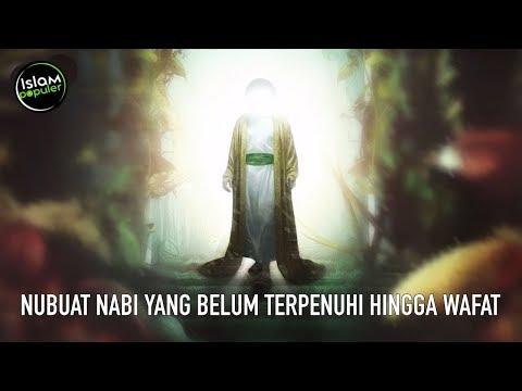 Umat Islam Wajib Tau! Ini Janji Rasulullah yang Belum Sempat Tewujud Hingga Beliau Wafat