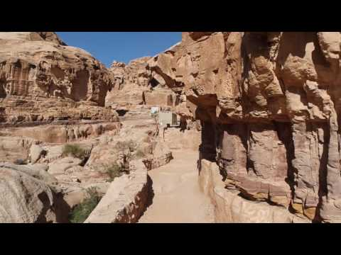 Travel to Jordan, Part II, Petra (2017)