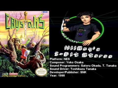 Crystalis (NES) Soundtrack - 8BitStereo [UPDATED]