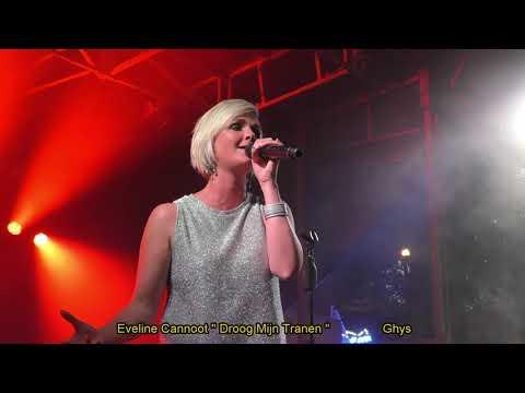 """Eveline Cannoot"""" Droog Mijn Tranen """" 14 08 2017"""