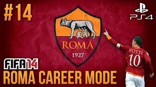 FIFA 14: AS Roma Career Mode - Episode #14 - NAPOLI DOUBLE!
