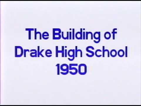 Construction of Sir Francis Drake High School