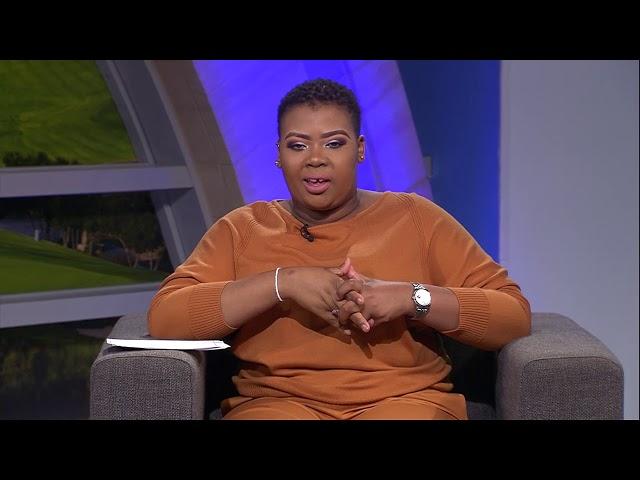 Real Talk with Anele Season 4 Episode 5 - Dineo Moeketsi
