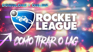 DOWNLOAD ROCKET LEAGUE 2020 +5 dicas ( NO LAG ROCKET LEAGUE ) 📤Oliver 📤