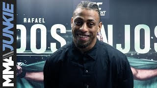 UFC on ESPN 4: Greg Hardy full post-fight interview