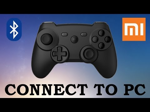 Connect Xiaomi Gamepad To PC In 1 MINUTE!