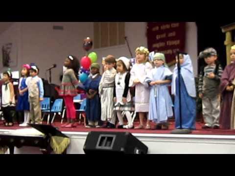 Leon Valley Christian Academy Christmas Play 2012