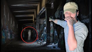 Catching The EVIL SPIRIT That Lurks Tunnel 13 | Truckee Donner Train Tunnels | Ep4