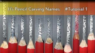Kalem Mikro Sanat | Kalem Adı Sanat Eğitimi | Jeevan Jadhav JJ Sanat atölyesi Oyma