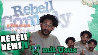 Rebell News #1 mit Ususmango