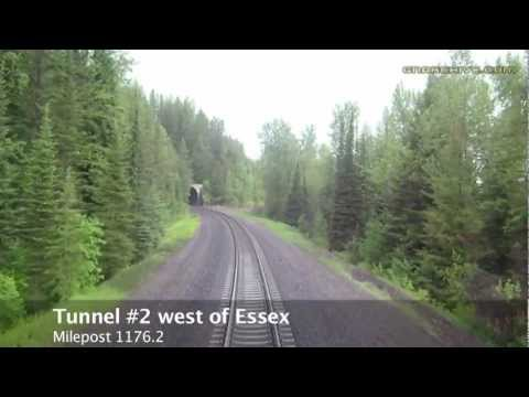"Essex to Whitefish MT ""Cab ride"""