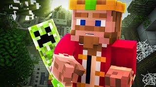 ♪ UPADŁE KRÓLESTWO ♪  - Minecraft Piosenka