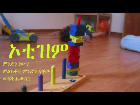 Ethiopia :what is Autism How it comes and how to prevent by the professional