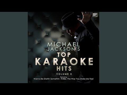 Speechless (In the Style of Michael Jackson) (Karaoke Version)