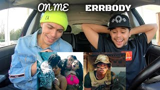 LIL BABY - ON ME & ERRBODY | REACTION REVIEW