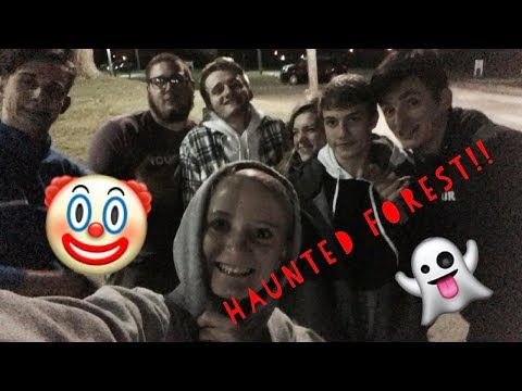 Haunted Corn Maze!!!