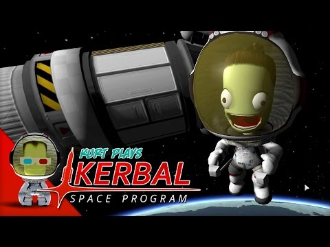Kerbal Space Program with Kurt - 02 - Valentina Kerman