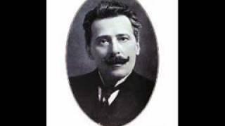 "Giuseppe Campanari Sings ""All'erta, marinar!"" From Meyerbeer's L'Africana.  1903"