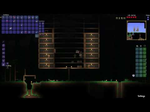 Smelting ores how to do this - Terraria
