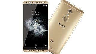 ZTE Axon 7 Review unlocked smartphone 64GB Ion Gold (US Warranty)