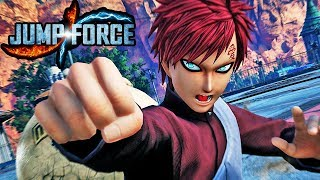 NEW JUMP FORCE KAKASHI, GAARA, & KAGUYA GAMEPLAY SCREENSHOTS 1080p HD
