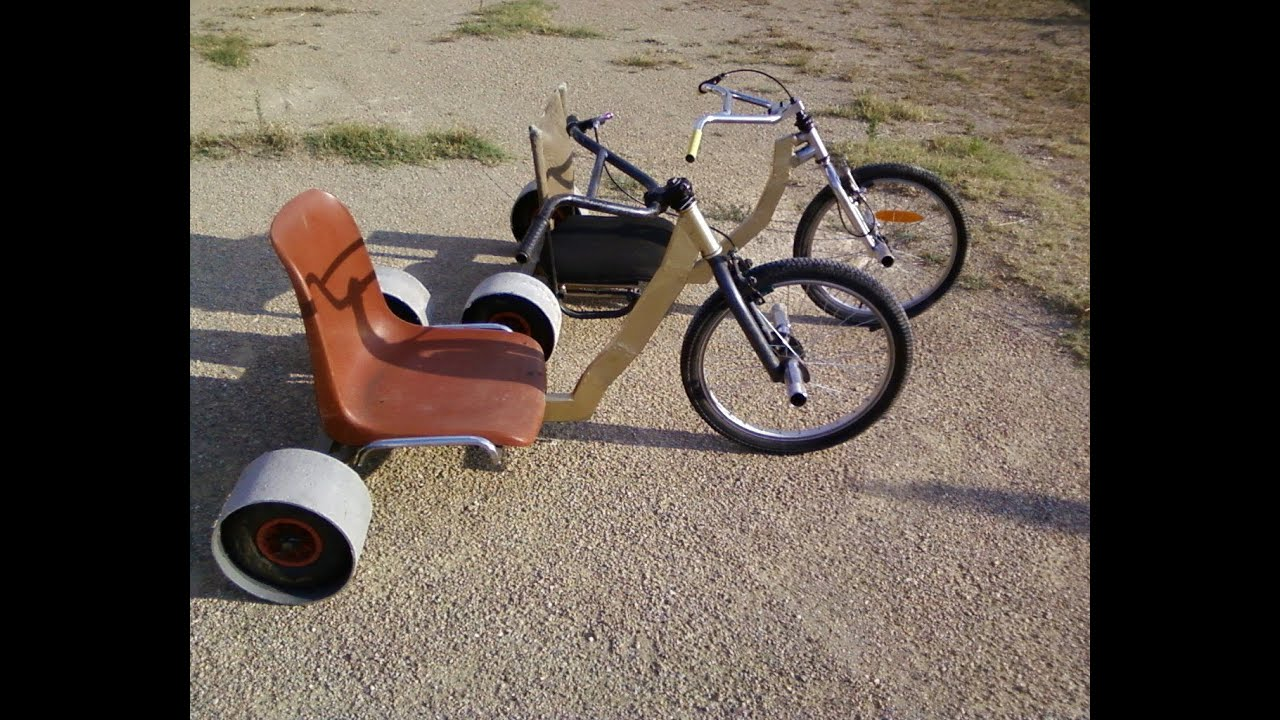 Fabrication De 2 Drift Trikes