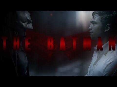 Matt Reeves: The Batman - Trailer 2 (Fan Made) Robert Pattinson, Zoe Kravitz, Colin Farrell