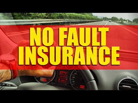 No Fault insurance: What is it and why? 101