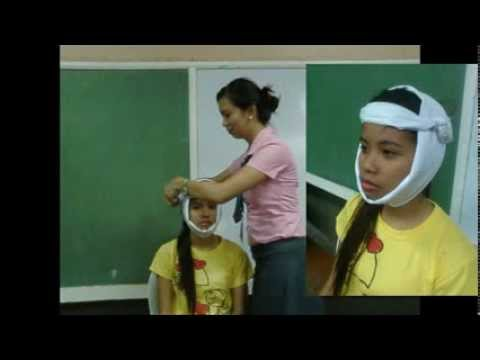 10 First Aid Bandaging