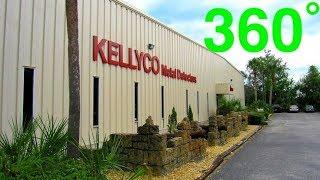 Kellyco Metal Detectors 360˚ Store Tour 4k POV