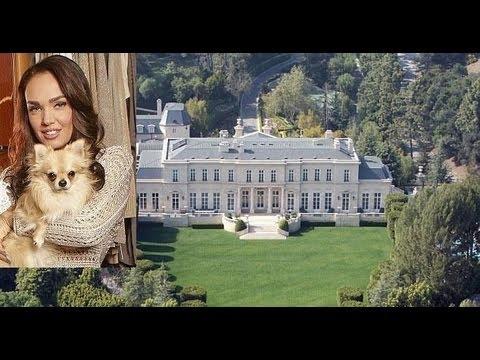 Tamara Ecclestone's Fleur de Lys estate similar to Palace of Versailles