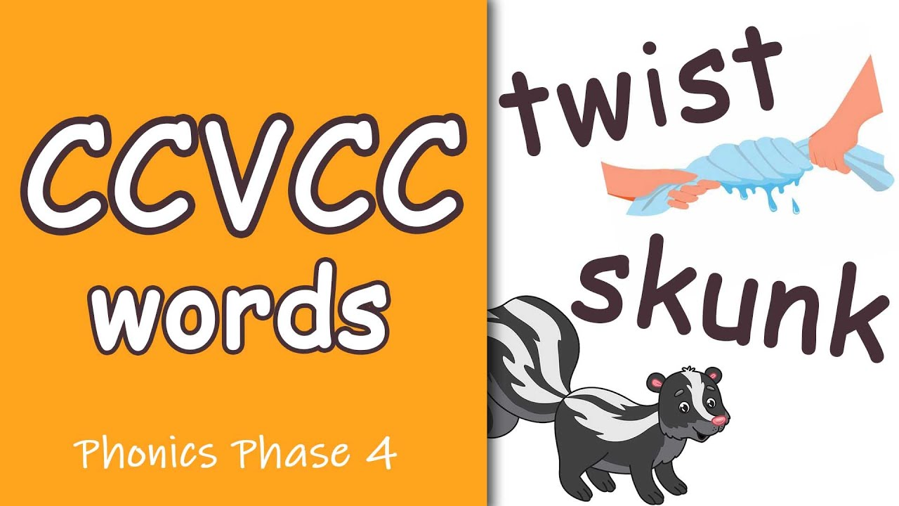 Image result for phase 4 phonics youtube